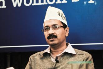 A file photo of Delhi chief minister Arvind Kejriwal. Photo: Mint