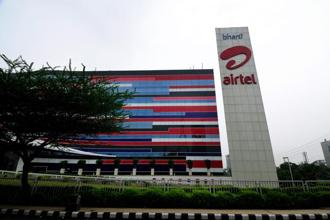 Bharti Airtel was the first Indian operator to provide 4G services and has ramped up coverage to 38 cities, according to its website. Photo: Pradeep Gaur/Mint