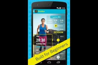 Gul Panag acts as an in-app trainer for FirstRun.
