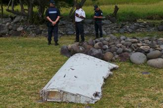 Indian Ocean debris almost certainly from Boeing 777