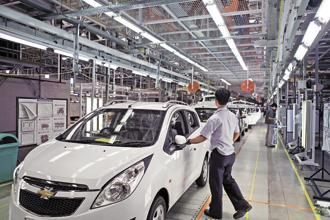Excess capacity starts to worry Indian car makers