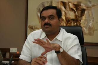 A file photo of Gautam Adani. On Wednesday, Adani's environmental authority was set aside after the federal court found that environment minister Greg Hunt had not properly considered advice about two threatened species—the yakka skink and the ornamental snake in the Galilee basin.