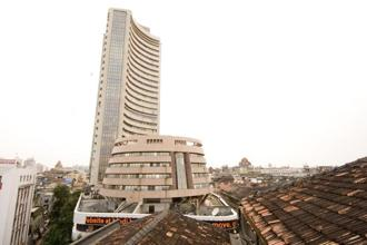 A file photo of the BSE building in Mumbai. Photo: Mint
