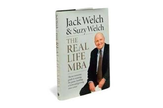 The Real Life MBA: The No-Nonsense Guide To Winning The Game, Building A Team And Growing Your Career— By Jack and Suzy Welch, HarperCollins Publishers, 242 pages, <span class='WebRupee'>Rs.</span>599.