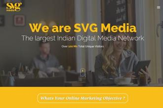 According to SVG, over 75% of its business currently comes from mobile advertising.