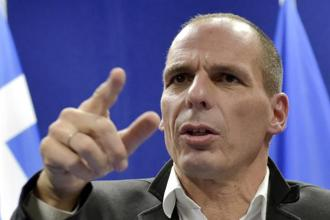 A file photo of Yanis Varoufakis. Photo: Reuters