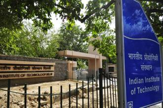 A file photo of the Indian Institute of Technology Delhi. Photo: Ramesh Pathania/Mint