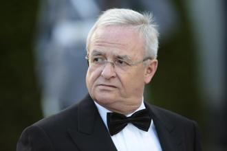 Volkswagen CEO Martin Winterkorn had admitted to the emissions cheating scandal. Photo: AP