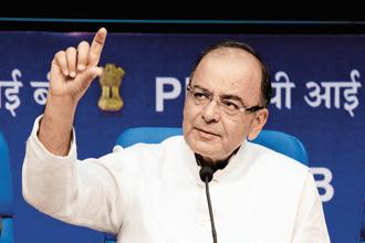 The finance minister said the govt is making all efforts to give a final shape to the Banking Bureau. Photo: AP