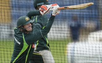 A file photo of Australia captain Steven Smith. The Bangladesh Cricket Board has offered a higher level of security for Australia's players and urged the tour to go ahead. Photo: Reuters