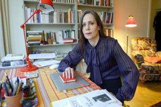 The winner of this year's Nobel Prize in literature will be announced by the first ever female permanent secretary of the Swedish Academy, Sara Danius, leading to speculation about the possibility of a female winner, but the secretive academy drops no hints. Photo: AP