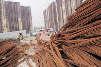 The slowdown in the realty sector has affected Unitech's core operating region, the NCR, the most. Photo: Mint