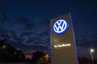 VW on Friday announced that Christine Hohmann-Dennhardt, compliance chief at rival Daimler AG, will join the carmaker. Photo: AFP