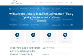 Cox Automotive, with $17 billion in annual revenue, owns Auto Trader, the largest digital automotive marketplace in the US, and vehicle research platform Kelley Blue Book.