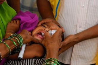IPV contains inactivated virus, considered to be much safer than oral polio vaccine (OPV) that contains live virus. Photo: Pradeep Gaur/Mint