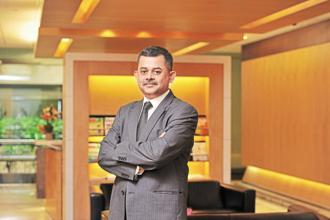 Neelkanth Mishra, managing director and India equity strategist at Credit Suisse. Photo: S. Kumar/Mint