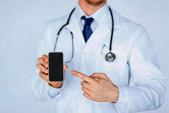 Apps like Lybrate let you ask health-related queries anonymously in an open forum.