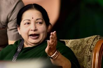"A database of 1.4 million families has been prepared and, chief minister J. Jayalalithaa said, ""The relief amount, as announced by me, will be given immediately to them.""  Photo: PTI"