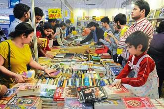 The New Delhi World Book Fair will have close to 1,000 participants. Photo: Sushil Kumar/Hindustan Times