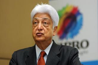 Premji, 70, donated <span class='WebRupee'>Rs.</span>27,514 crore for education through the eponymous Azim Premji Foundation. Photo: Mint
