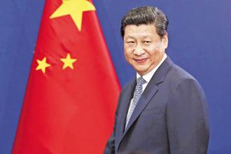 A file photo of Chinese president Xi Jinping. Photo: Bloomberg