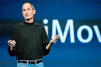 Like Steve Jobs, avoid unessential choices. Photo: David Paul Morris/Bloomberg