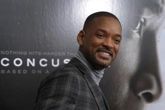 "Will Smith, who some thought might be nominated for his performance in the football drama ""Concussion,"" said his decision was ""deeply not about me"". Photo: Reuters"