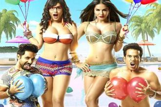 Sunny Leone (in a double role) is the best thing in 'Mastizaade'