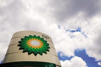 BP's refining operations, profiting from cheap fuel prices, offset losses in oil and gas production. Photo: Reuters