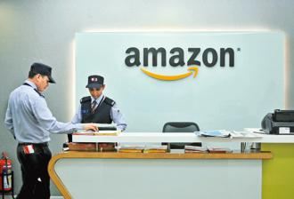 Amazon Seller Services Pvt. Ltd, the Indian unit of Amazon, received Rs1,980 crore last week, the single largest tranche of funds received by the company since 2014, according to documents filed with the Registrar of Companies. Photo: Reuters