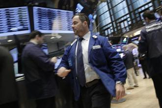 All 10 major S&P sectors were lower. Photo: Reuters