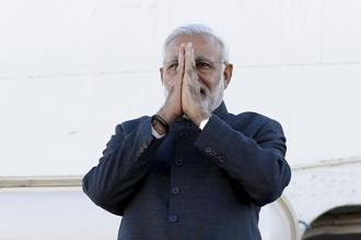PM Modi will formally launch the 'Make in India' week on Saturday evening at an event at Worli, Mumbai. Photo: Reuters