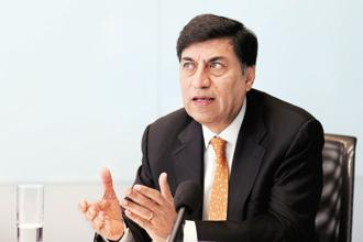 A file photo of Rakesh Kapoor. Photo: Bloomberg