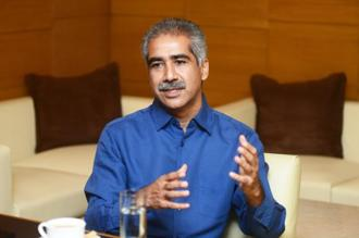 File photo of Vineet Taneja. Photo: Ramesh Pathania/Mint