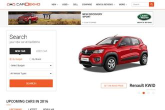 Cardekho provides information about new and old cars, connects customers to auto dealers and acts as a platform to purchase and sell used cars.
