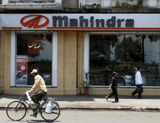 Mahindra Trucks and Buses is rapidly expanding its dealer and service network and is innovating on new products to appeal to customers. Photo: Bloomberg