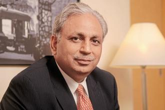 C.P. Gurnani says Tech Mahindra managed the Satyam Computer Services acquisition from a people and process angle. Photo: Hemant Mishra/Mint