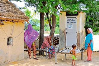 Reports state that 53% of Indians have no access to a toilet. Photo: Priyanka Parashar