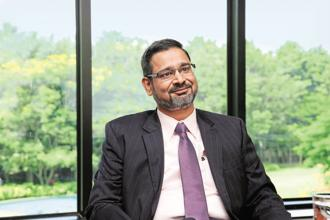 The quarterly results highlighted the mammoth challenge facing Wipro CEO Abidali Neemuchwala as he tries to boost the company's performance. Photo: Faheem Hussain/Mint