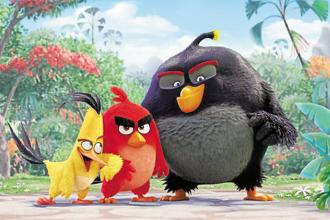 The Angry Birds Movie will release in India on 27 May. Photo: Columbia Pictures and Rovio Entertainment Ltd