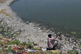 A file photo of Ulsoor Lake. Photo: AFP
