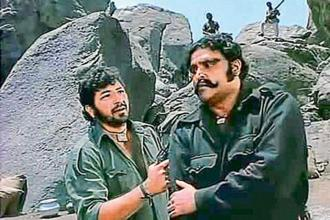 Sholay is remembered for its dialogue, penned by Salim-Javed.