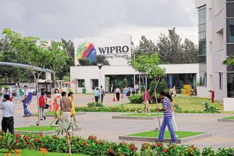 Wipro's average salary hike for its 150,000 employees in 2016 is higher then the 7% it gave in the previous year.  Photo: Hemant Mishra/Mint