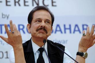 Sebi was directed by the Supreme Court on 29 March to initiate the sale of Sahara group properties to raise Subrata Roy's bail money, set at Rs10,000 crore. Photo: AFP