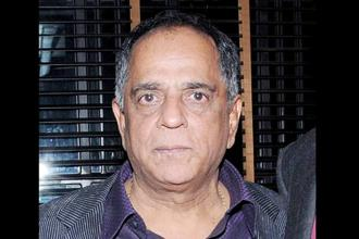A file photo of Pahlaj Nihalani, chairman of CBFC. The revising committee of the censor board has passed 'Udta Punjab' with an A certificate and 89 cuts, which hasn't gone down well with the producers, who have demanded an A certificate without cuts. Photo: HT