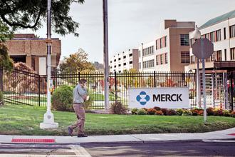 Merck's Januvia, the top drug for the Kenilworth, New Jersey-based company, didn't harm the heart in a study conducted to rule out any increased risk.  Photo: Blomberg