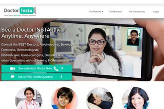 Doctor Insta, iCliniq and JustDoc are planning to launch services in UP, West Bengal and Bihar.