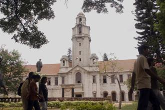 The Indian Institute of Science (IISc) campus in Bengaluru. Eight of the top 10 Indian universities improved their rankings Asian University Ranking 2016 by the UK's Times Higher Education. Photo: Hemant Mishra/Mint