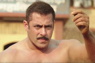 Sultan, in which Khan plays an ageing wrestler, has been directed by Ali Abbas Zafar.
