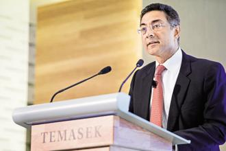 Ravi Lambah, co-head, India and head for telecom, media and technology at Temasek International. Photo: Bloomberg
